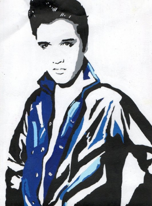 Elvis Presley por isherwood66